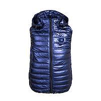 Жилет с подогревом TM Теплий Пан S синий, фото 3