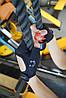 Рукавички для фітнесу PowerPlay 2004 жіночі Чорні XS, фото 9