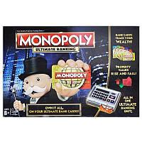 Настольная игра Монополия с терминалом