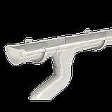 Воронка желоба Технониколь Белая 125 ПВХ, фото 3