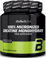 Креатин BioTech - 100% Creatine Monohydrate (300 грамм)