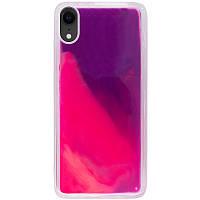 "Неоновый чехол Neon Sand glow in the dark для Apple iPhone XR (6.1"")"