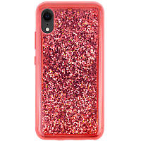 """Защитный чехол Sparkle (glitter) для Apple iPhone XR (6.1"""") Красный"""