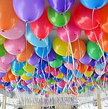 """Фонтан  из шаров с гелием """"День Рождения"""", фото 4"""
