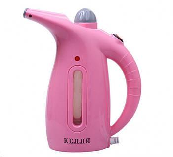 Ручной отпариватель для одежды Kelli KL-317 Розовый