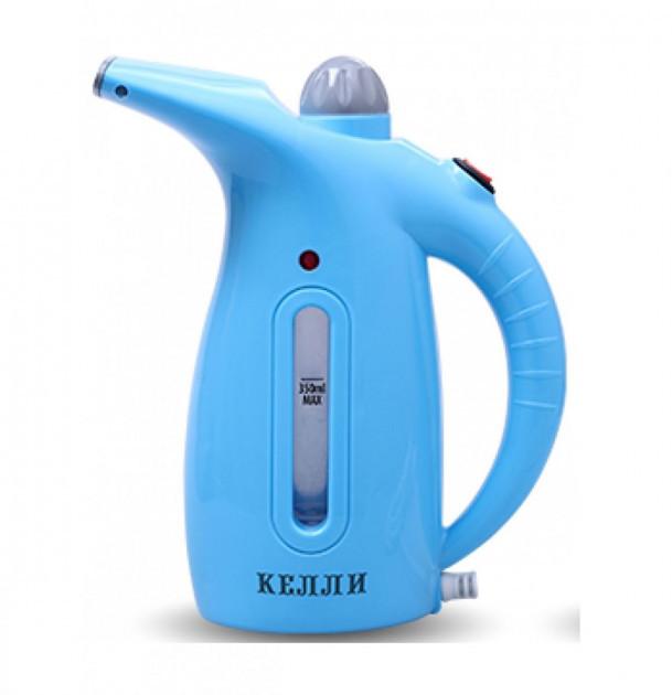 Ручной отпариватель для одежды Kelli KL-317 Синий