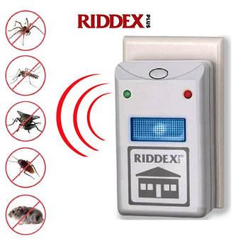 Ультразвуковий відлякувач гризунів та комах Riddex
