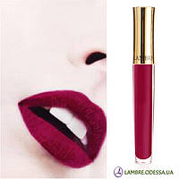 """Матовая помада-блеск стойкий цвет SOFT MATTE Long wear Lip Colour №23 """"Красное вино"""" 3,5 г"""