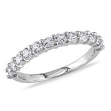 Серебряное кольцо с сапфирами (синт.), размер 17.5 (066224)