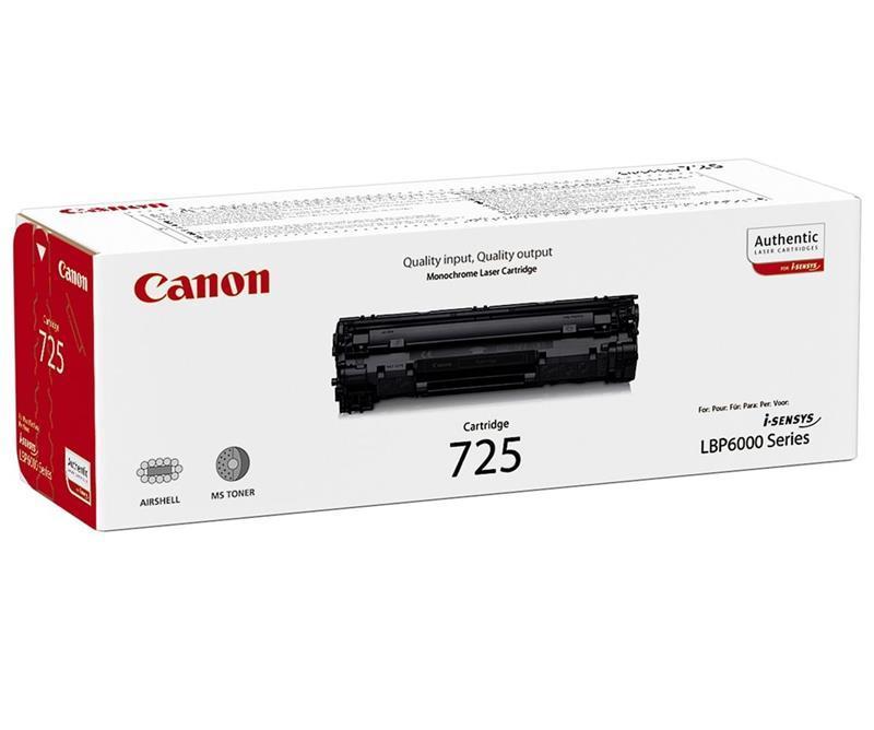 Картридж Canon 725 LBP-6000/6020/MF3010 (3484B002)
