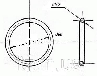Кольцо 9Д100.37.282 (Д218.00.20)