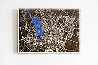 План-карта м. Тернопіль