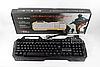 Клавиатура проводная Led Backlight GK-900 / Проводная игровая клавиатура с подсветкой, фото 3