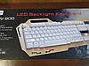 Клавиатура проводная Led Backlight GK-900 / Проводная игровая клавиатура с подсветкой, фото 8