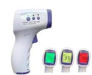 Бесконтактный инфракрасный термометр Dikang HG01, бесконтактный дистанционный градусник, пирометр, фото 2