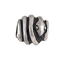 Наборная подвеска из серебра (067526)