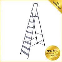 Лестница 8-ступенчатая сварная STEEL HOME Eurogold 218