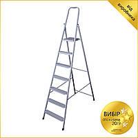 Лестница 7-ступенчатая сварная STEEL HOME Eurogold 217