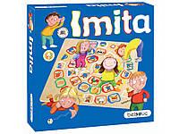 Настольная развивающая игра Beleduc Imita Имитация 22383