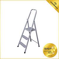 Лестница 3-ступенчатая сварная STEEL HOME Eurogold 213