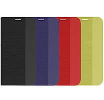 Чехол-книжка DEF Book Case Fabric PU для Samsung Galaxy S10 Plus SM-G975F