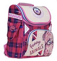 Шкільний-каркасний рюкзак для дівчаток CLASS+рюкзачок для змінного взуття в ПОДАРУНОК