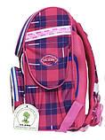 Школьный-каркасный рюкзак для девочек CLASS+рюкзачок для сменной обуви в ПОДАРОК, фото 2