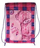 Школьный-каркасный рюкзак для девочек CLASS+рюкзачок для сменной обуви в ПОДАРОК, фото 5