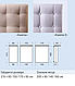 Кровать Камила 2 1.8 НСТ, фото 2