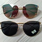 Женские солнцезащитные очки бабочки, фото 2