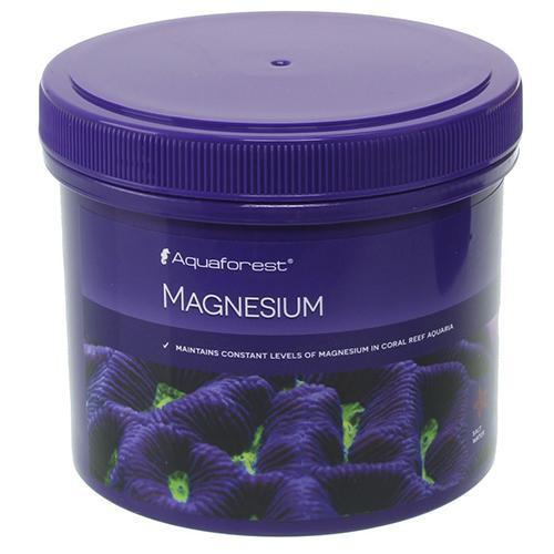 Підтримання рівня магнію (Mg) в морських акваріумах Aquaforest Magnesium, 400 г