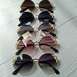 Красивые женские очки солнцезащитные, фото 2