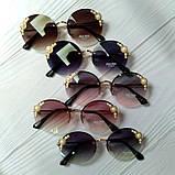 Красивые женские очки солнцезащитные, фото 3
