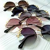 Красивые женские очки солнцезащитные, фото 4