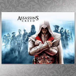 Плакат Assasin's Creed