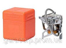 Горелка газовая со шлангом, пьезоподжигом и ветрозащитой Tramp TRG-046, фото 3