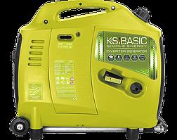 Инверторный генератор Konner&Sohnen KSB 31iE S (3.1 кВт)