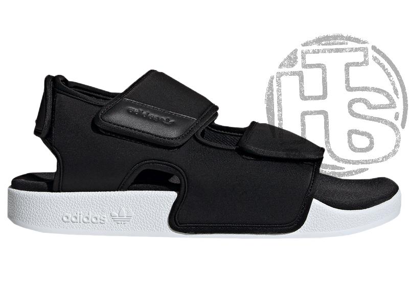 Женские сандалии Adidas Original Adilette Sandal 3.0 Black White EG5025