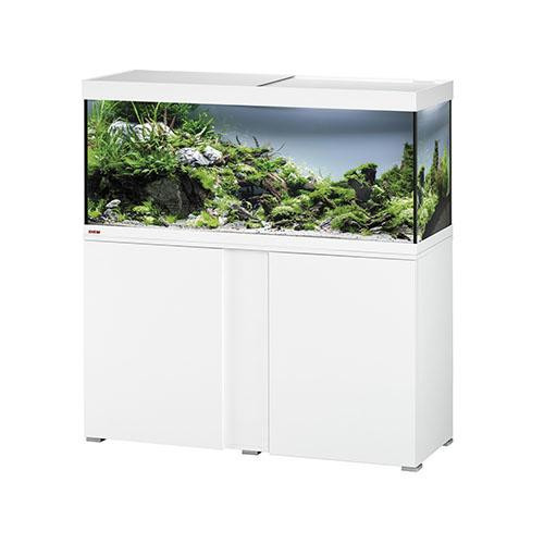 Аквариумный комплект EHEIM vivaline LED 240 20 Вт белый, с тумбой (120x50x40, 240л)