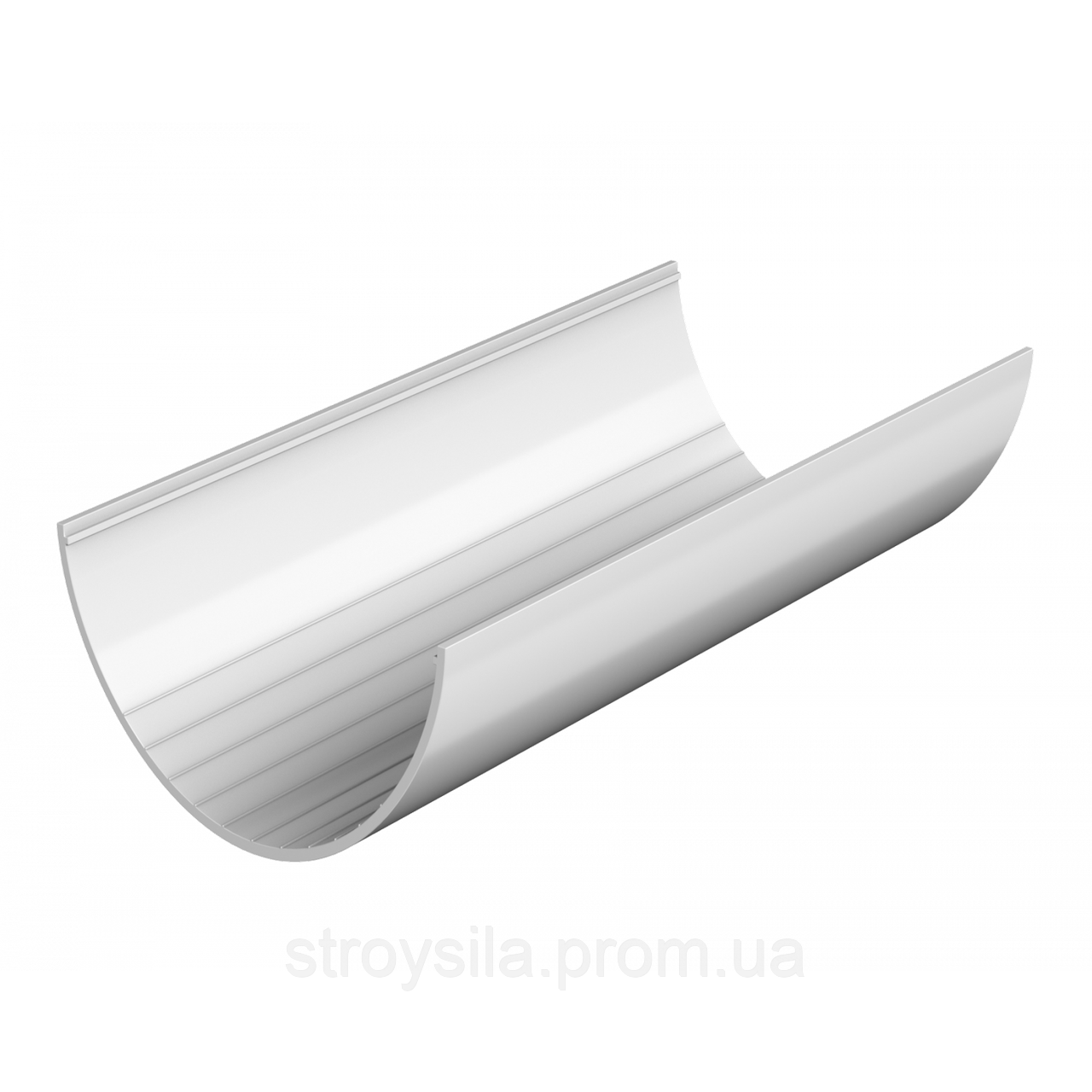 Желоб Технониколь 3м, Белый ПВХ