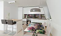 Наклейка на стол Zatarga «Сказочная страна» 650х1200мм для домов, квартир, столов, кофейн, кафе