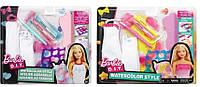"""Набор одежды для Барби """"Акварельный стиль"""" barbie Mattel DWK52"""
