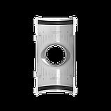 Воронка желоба Технониколь Белая 125 ПВХ, фото 4