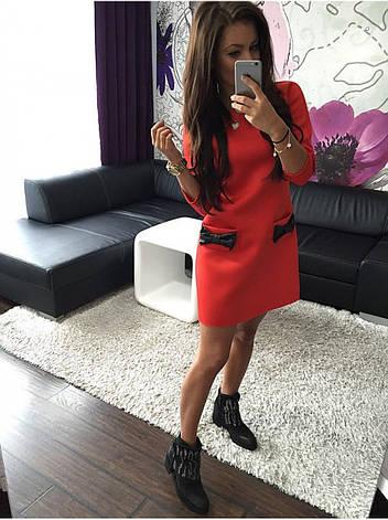 Платье машенька с бантиками, фото 2