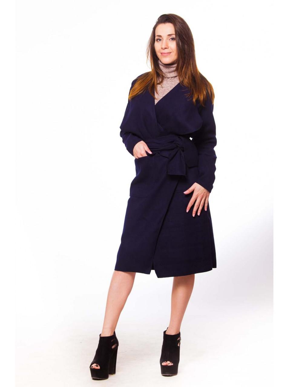 Модне пальто без підкладки