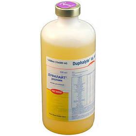 Засіб Zoetis Дуфалайт при лікуванні різних токсикозів для собак, кішок, коней, ВРХ, 500 мл
