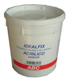 Бесцветный акриловый фиксаж IDEALFIX ACRILICO (ABC) NOVACOLOR