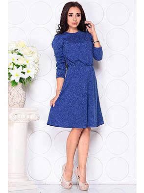 Платье с юбкой ангоровое, фото 2