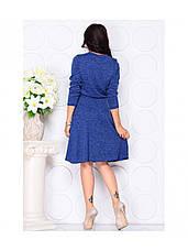 Платье с юбкой ангоровое, фото 3
