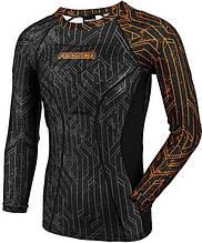 Вратарская кофта Reusch cs 3/4 unshirt padded tw-shirt 3713500-783